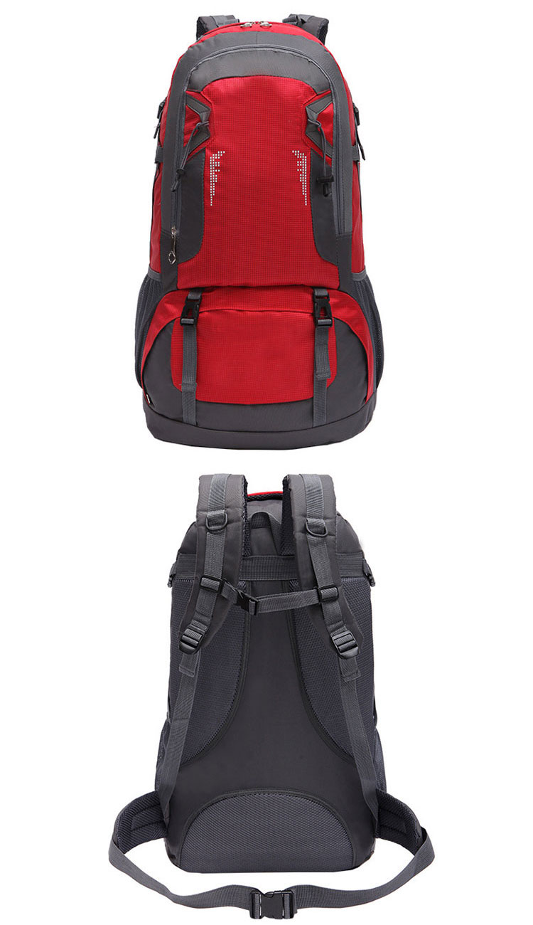 travel hiking backpack, travel bag, backpack