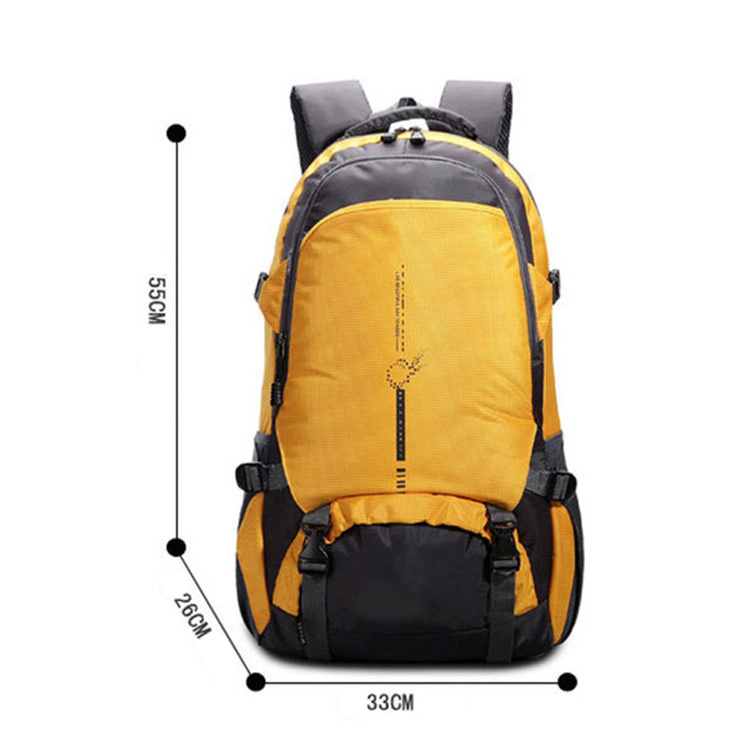High Quality Hiking Mountain Camping Backpack Waterproof Bags For Outdoor