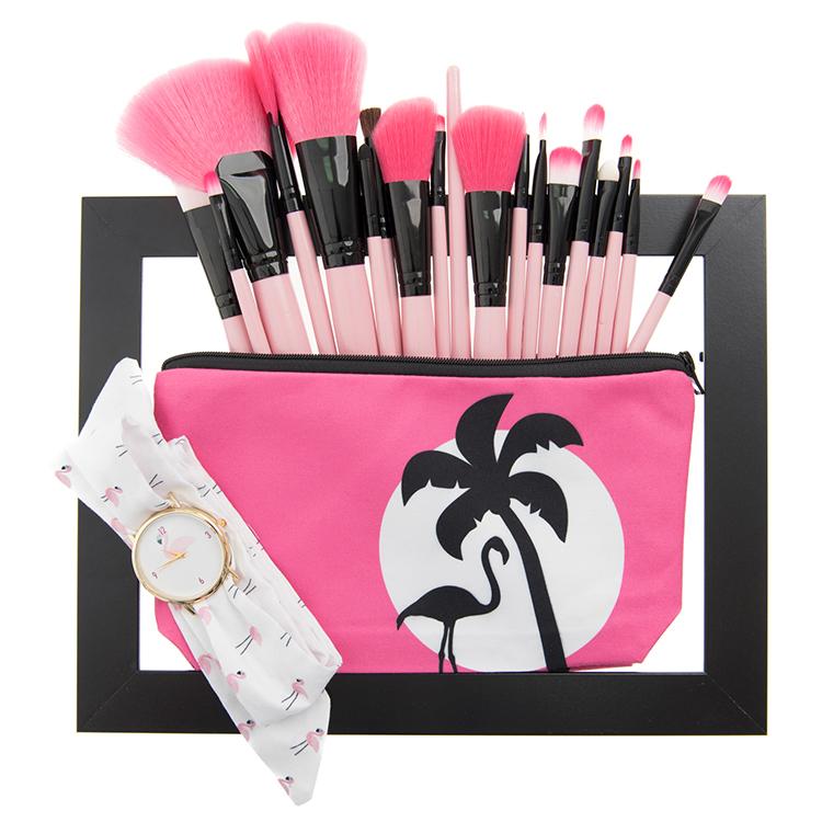 polyester cosmetic bag, toiletry bag, portable makeup bags, fashion makeup bags