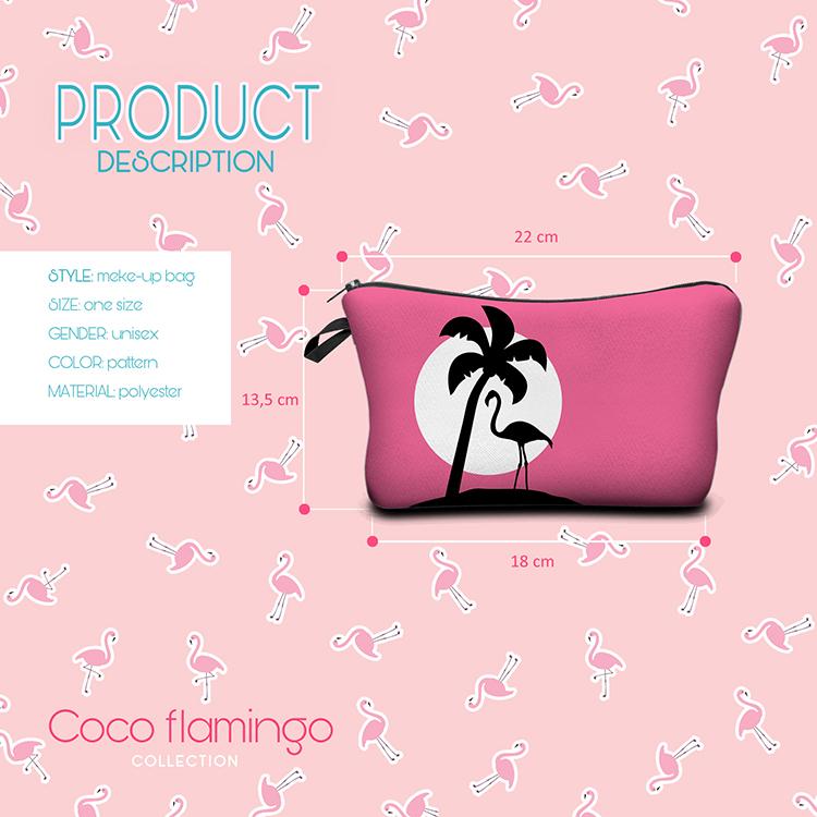 Hot Sale Ladies Clutch Makeup Bag Women Travel Cosmetic Bags