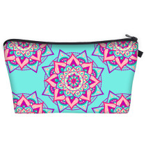 Fashion Printed Makeup Pouch Private Label Cosmetic Bags