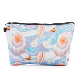 Travel Makeup Bag Printing Mini Cosmetic Bag Organizer