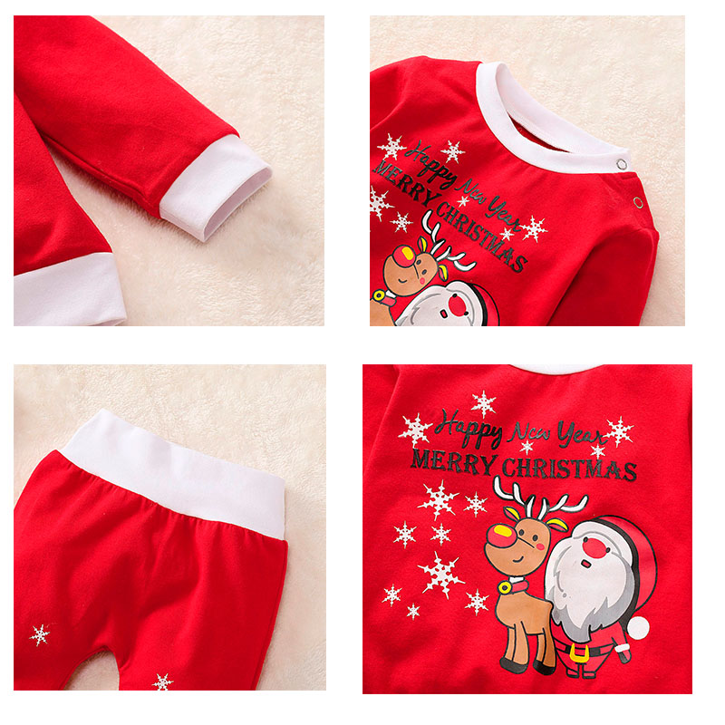 baby boutique clothing, baby Christmas clothes, clothing set for baby, baby clothing set