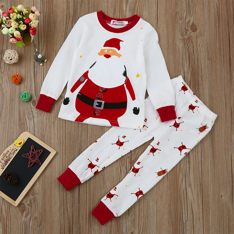 children Christmas clothing, Christmas costumes, kids clothing set