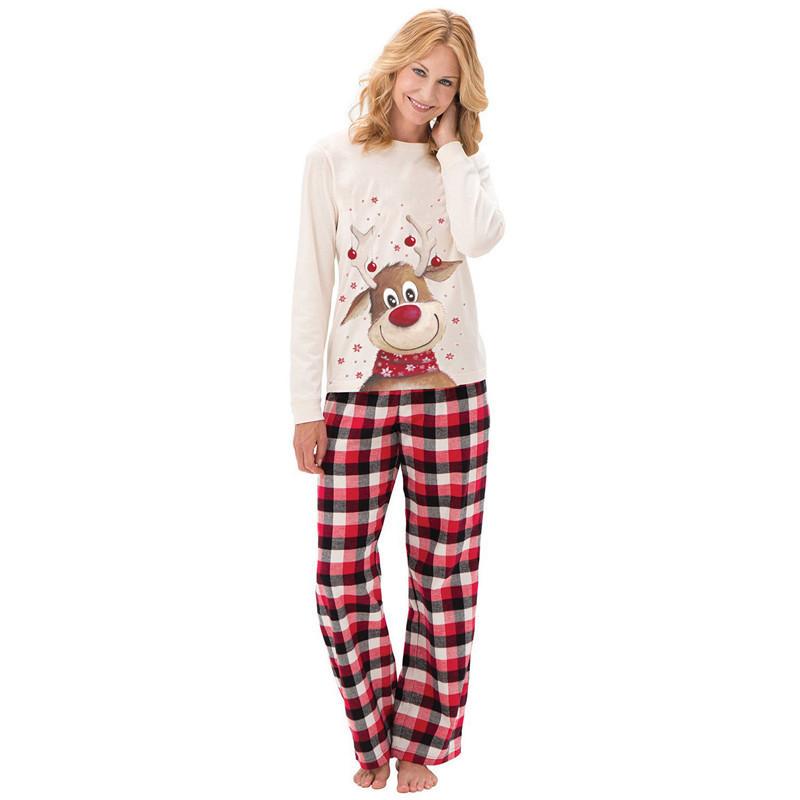 Christmas family matching clothing, family matching clothing set