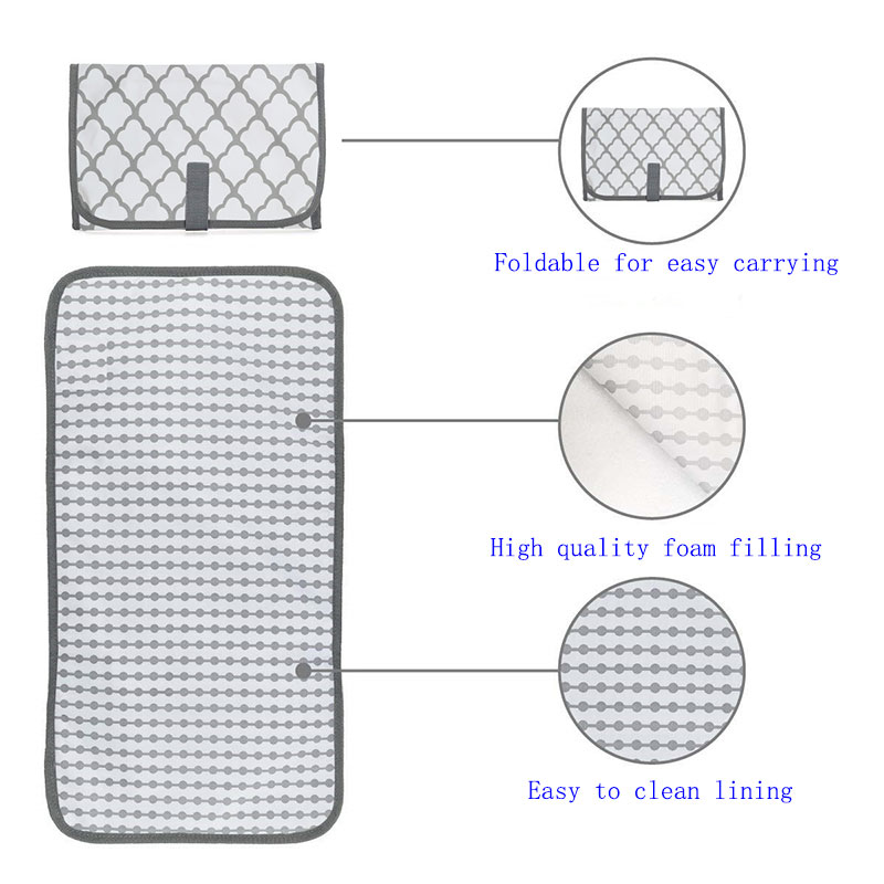 baby changing mat, baby diaper replacement pad, baby change mat clutch, diaper changing mat