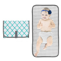 Baby Portable Diaper Changing Pad Waterproof Easy Clean Diaper Pad