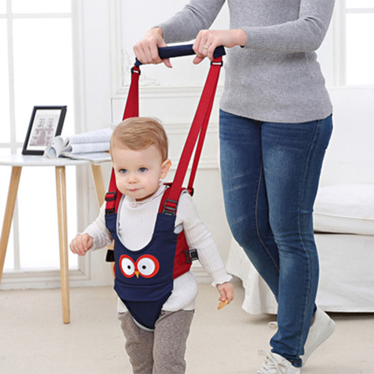 Four Seasons Breathable Baby Walker Basket Type Baby Toddler Belt