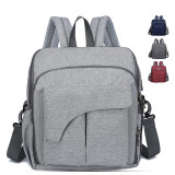 Most Popular Mummy Backpack Multi-Function Large Capacity Diaper Bag