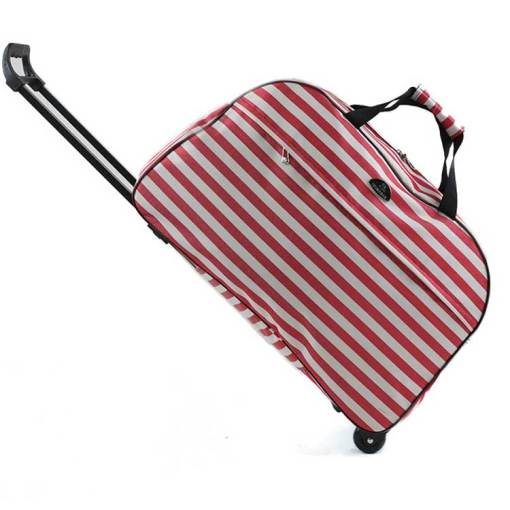 Trolley Travel Bag Large Capacity Portable Waterproof Duffel Bag