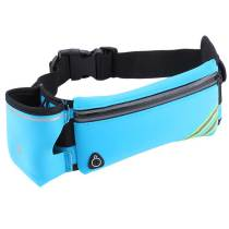 Running Pockets Yoga Ultra-Thin Close-Fitting Kettle Trough Waterproof Waist Bags