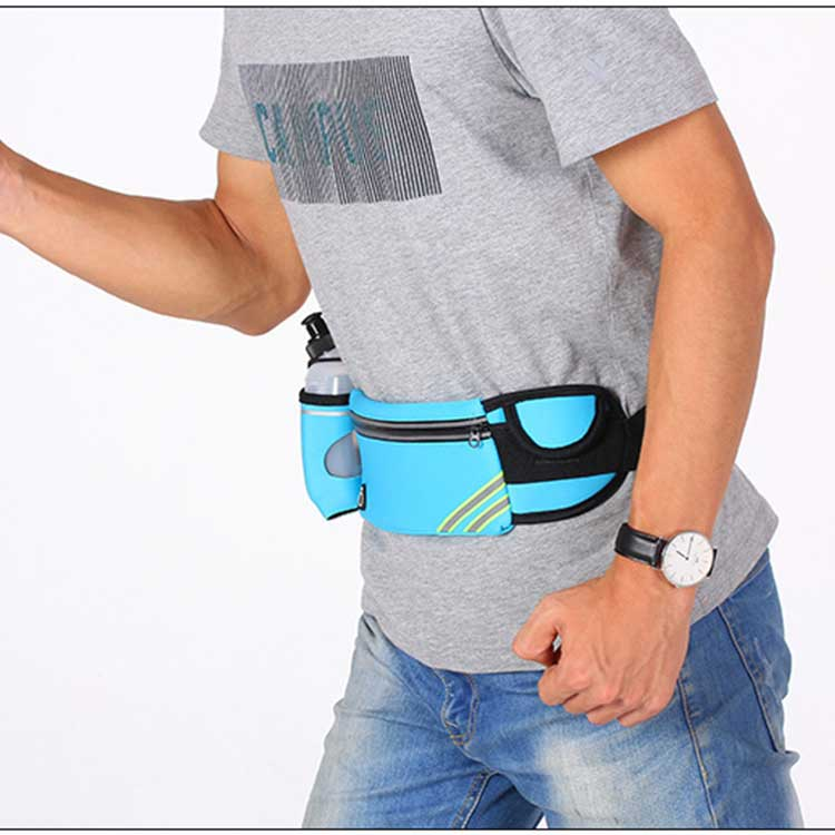 waterproof waist bag, sport fanny pack, high quality waist bag