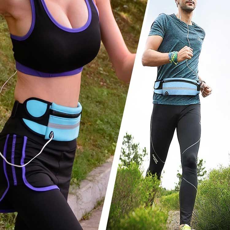 waterproof waist bag, sport pack, high quality waist bag
