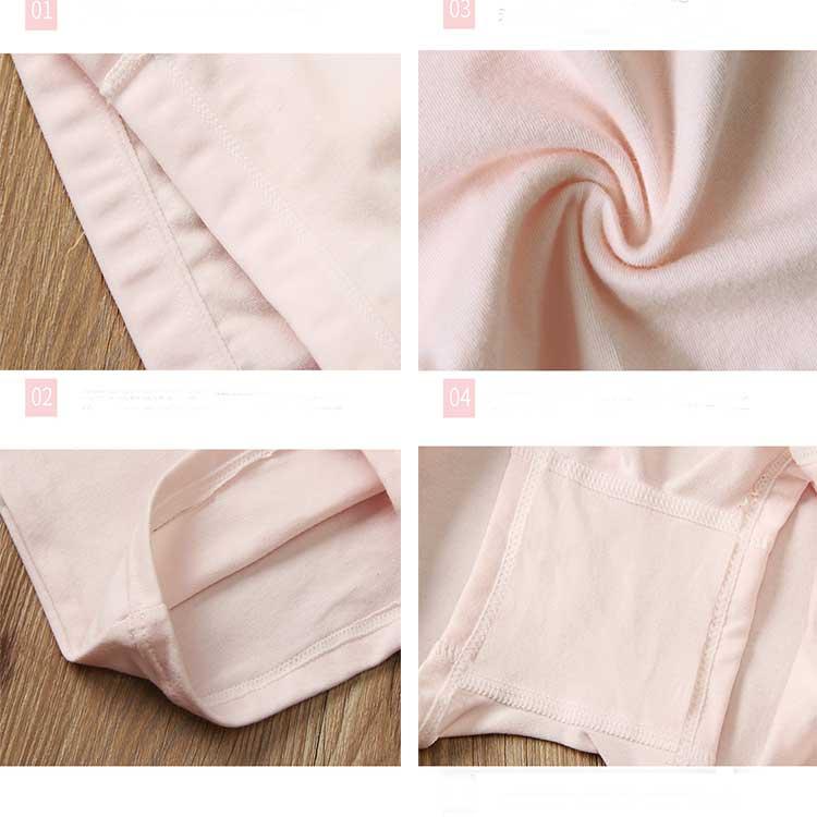 Class A Standard Kids Underwear Cotton Children Boxer Brief Cartoon Girls Panties