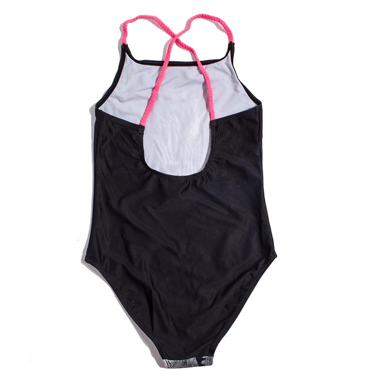 little girls swimsuit, kids swimwear, children swimwear