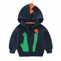 Cute boys baby jacket coat from China baby clothes manufacturer