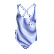 Latest Design Kids Girl Swimsuit Children One-Piece Swimwear