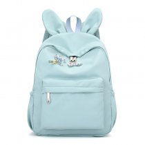 Cute Design Girls School Bag Waterproof Backpack For Student