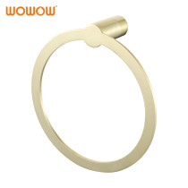 Hand Towel Rings Brushed Gold 2020