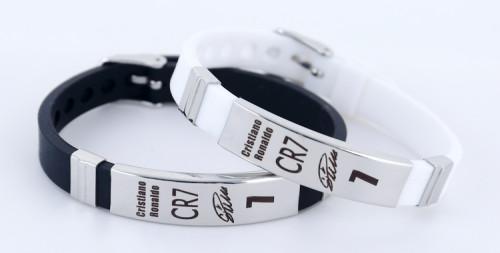 Club Team Ronaldo Sports Wristband