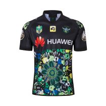 Raiders Souvenir Edition Rugby Jersey