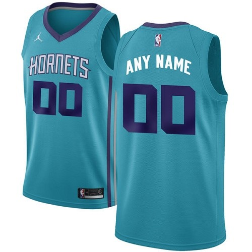 Men's Customized Basketball Club Team Teal Jersey - Limited