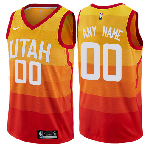 Youth Customized Basketball Club Team City Edition Jersey