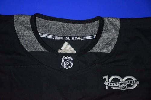 Men's Ice Hockey Club Team Player Jersey - 100th
