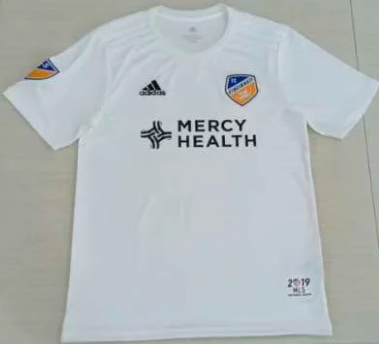 Thai Version Cincinnati 19/20 Away Soccer Jersey