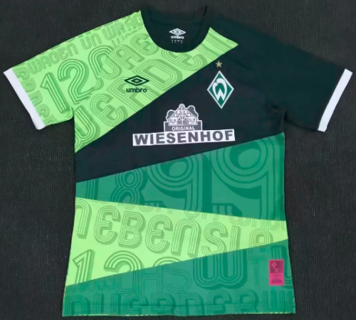 Thai Version Werder Bremen 19/20 Soccer Jersey