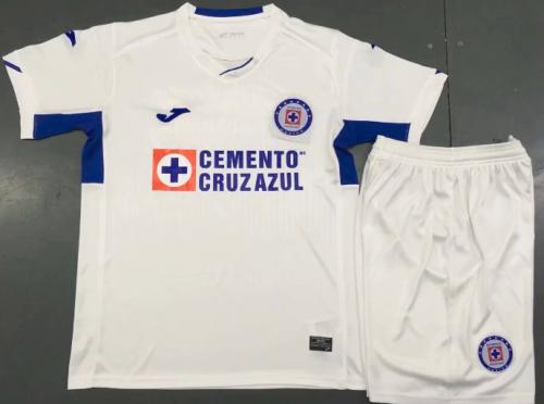 Cruz Azul 19/20 Away Soccer Jersey and Short Kit