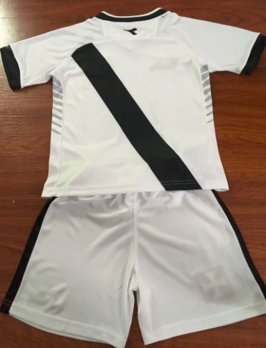 Vasco da Gama 19/20 Kids Away Soccer Jersey and Short Kit
