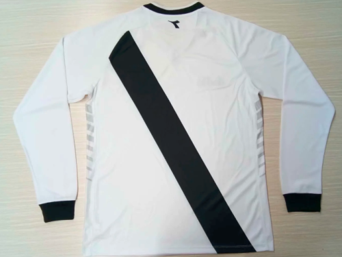 Thai Version Vasco da Gama 19/20 LS Away Soccer Jersey