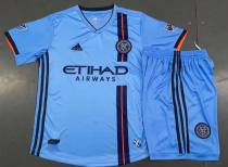 New York City 19/20 Home Soccer Jersey and Short Kit