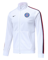 Paris Saint-Germain 19/20 Training Jacket - White