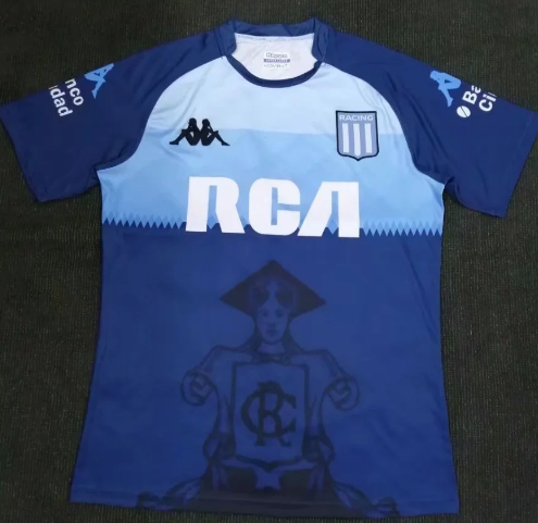 Thai Version Racing Club 19/20 Third Soccer Jersey