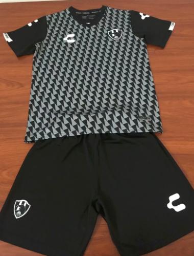 Club de Cuervos 19/20 Away Soccer Jersey and Short Kit