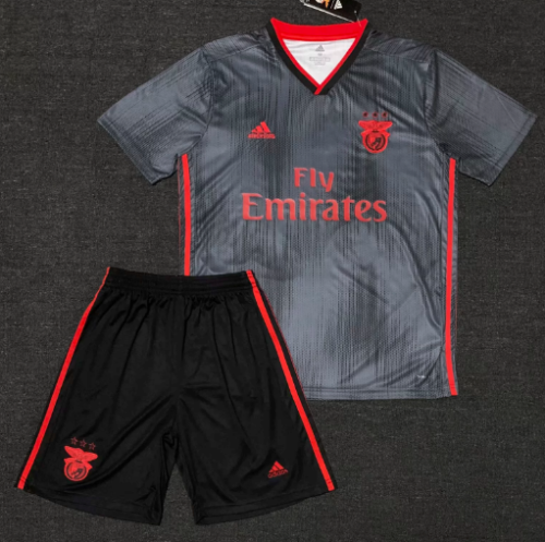 Benfica 19/20 Away Soccer Jersey and Short Kit