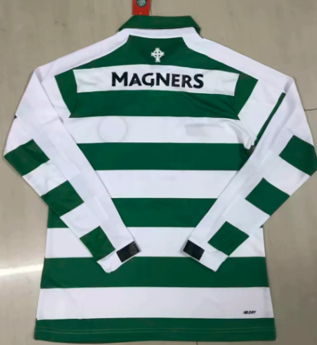 Thai Version Celtic 19/20 LS Home Soccer Jersey