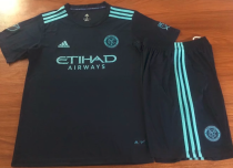 New York City 19/20 Special Edition Soccer Jersey and Short Kit
