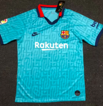 Thai Version Barcelona 19/20 Soccer Jersey - 004