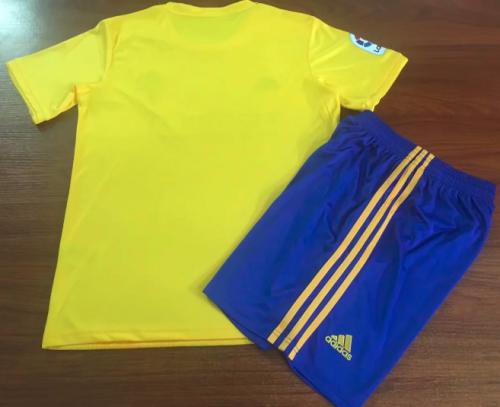 Cadiz 19/20 Home Soccer Jersey and Short Kit