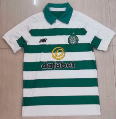 Thai Version Celtic 19/20 Home Soccer Jersey