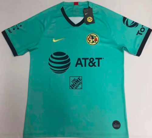 Thai Version Club America 19/20 Soccer Jersey