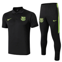 Barcelona 19/20 Polo and Pants - #C331