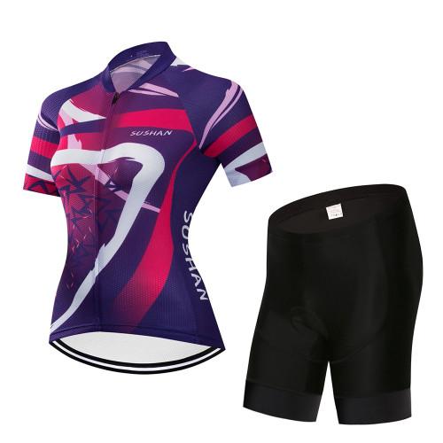 Women's 2019 Season Cycling Uniform CW0021