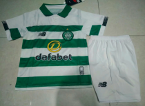 Celtic 19/20 Kid's Home Soccer Jersey and Short Kit