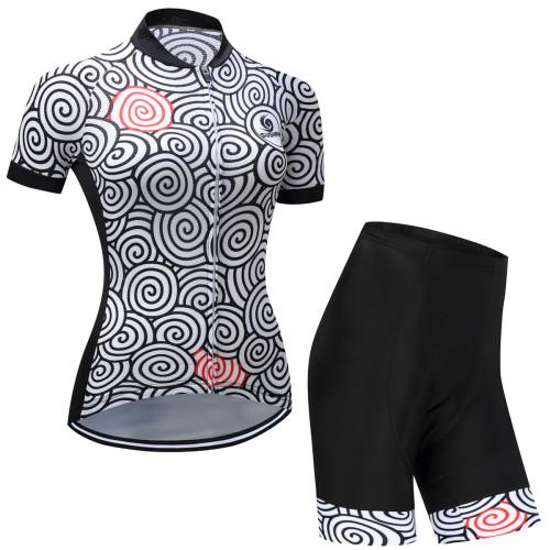 Women's 2019 Season Cycling Uniform CW0027