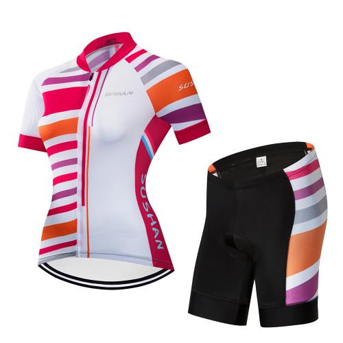 Women's 2019 Season Cycling Uniform CW0015