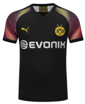 Thai Version Borussia Dortmund 19/20 Goalkeeper Soccer Jersey - 001
